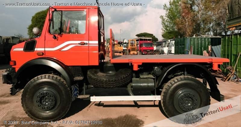 Unimog mercedes - u2150 4