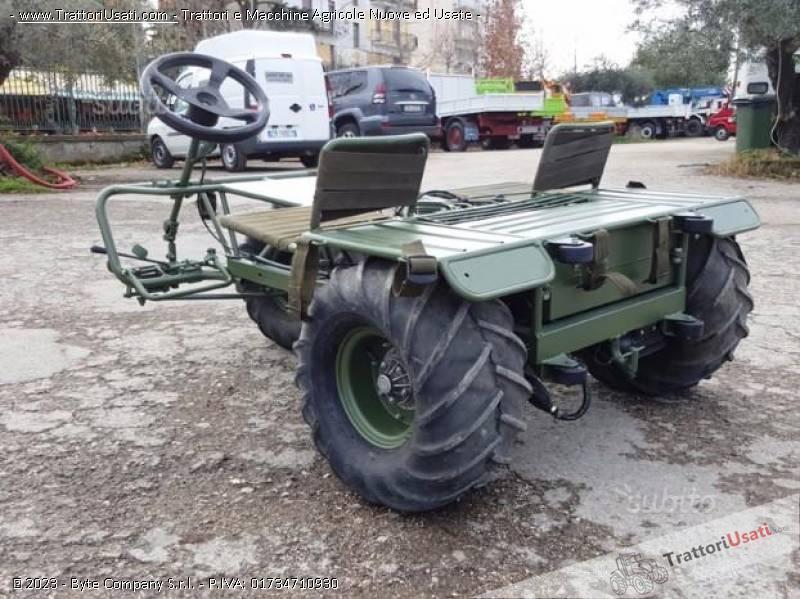 Triciclo militare  - alpen 3 mta90 3
