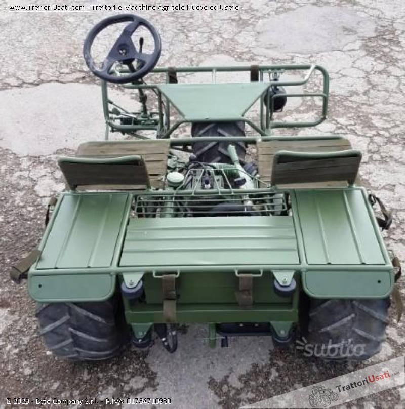 Triciclo militare  - alpen 3 mta90 5