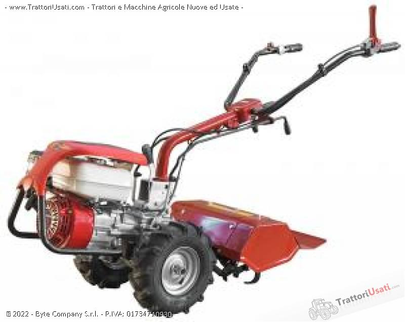 Motocoltivatore barbieri - red 0