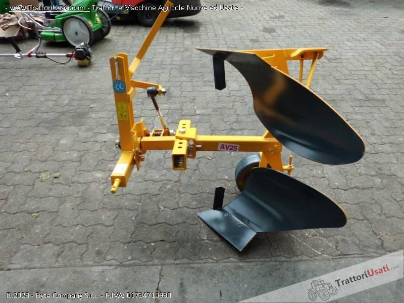 Trincia argini  - agf 180 3