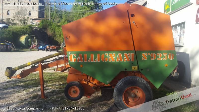 Rotopressa gallignani - 9250 s 3