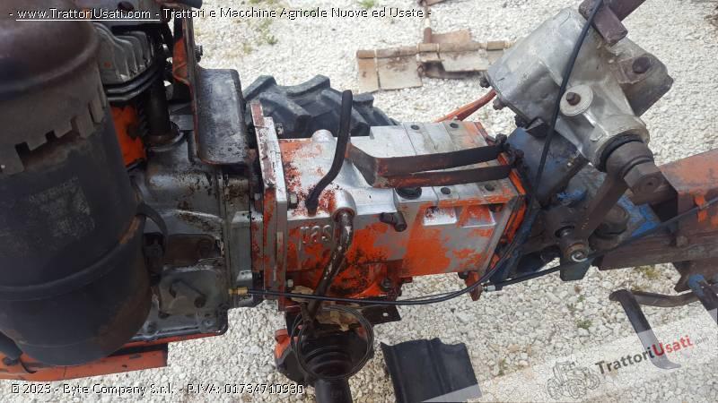 Motoagricola lombardini - diesel 3