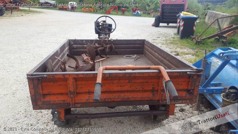 Motoagricola lombardini - diesel 5