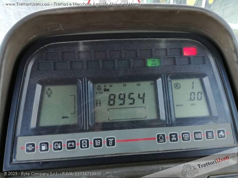 Trattore case - mxm 190 1