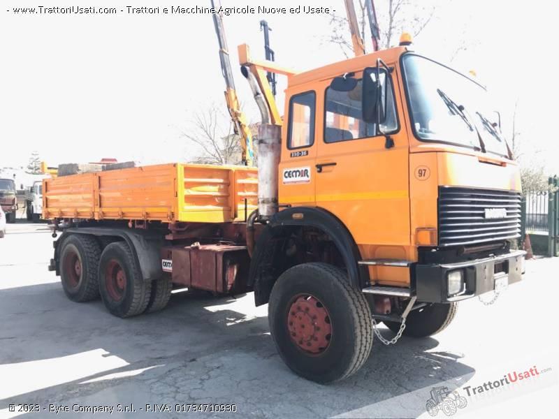 Camion  - iveco magirus 256m33 1