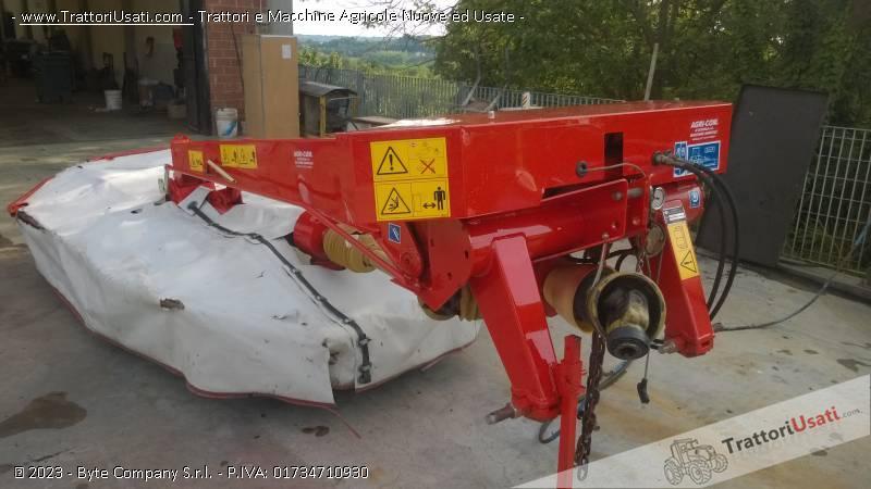 Falciatrice  - gmd 602 kuhn 1