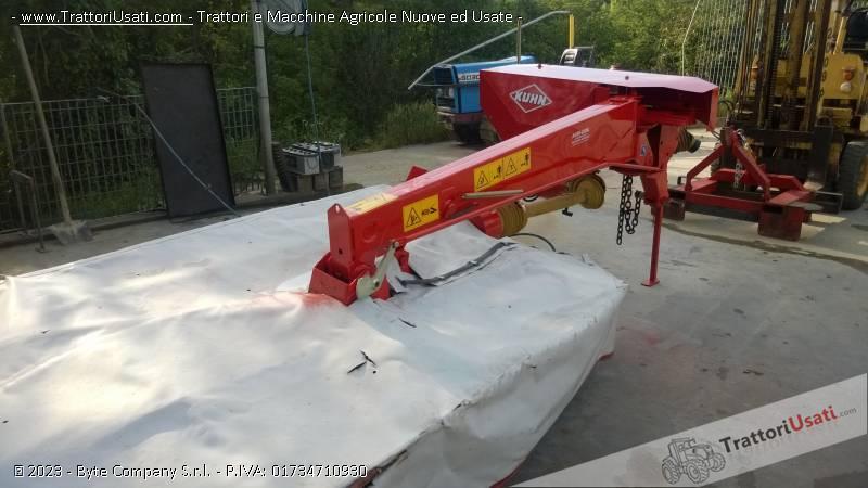 Falciatrice  - gmd 602 kuhn 3