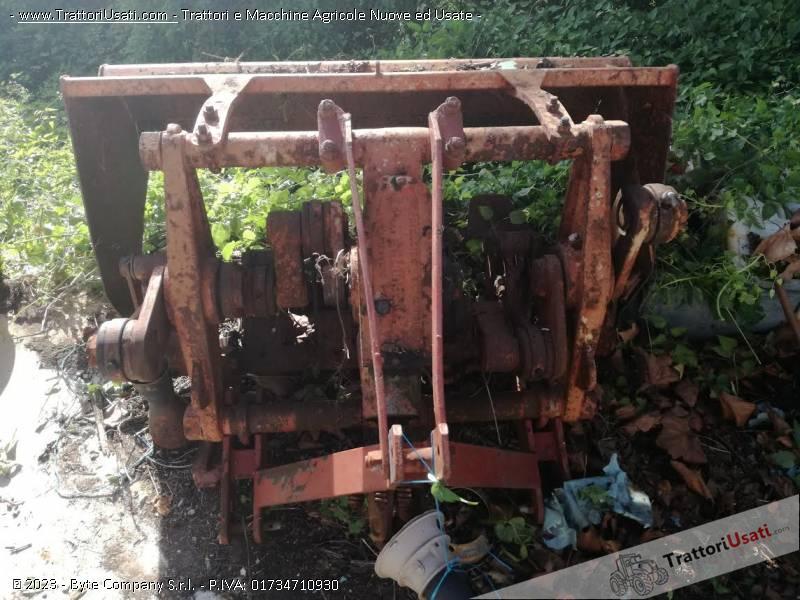 Vangatrice gramegna for Gramegna macchine agricole
