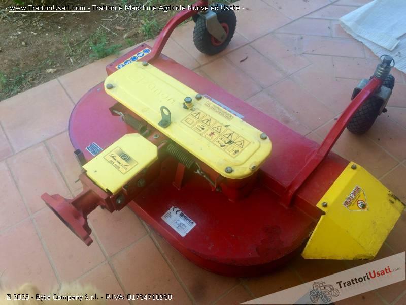 Motocoltivatore goldoni super special 140 for Trincia zanon prezzi