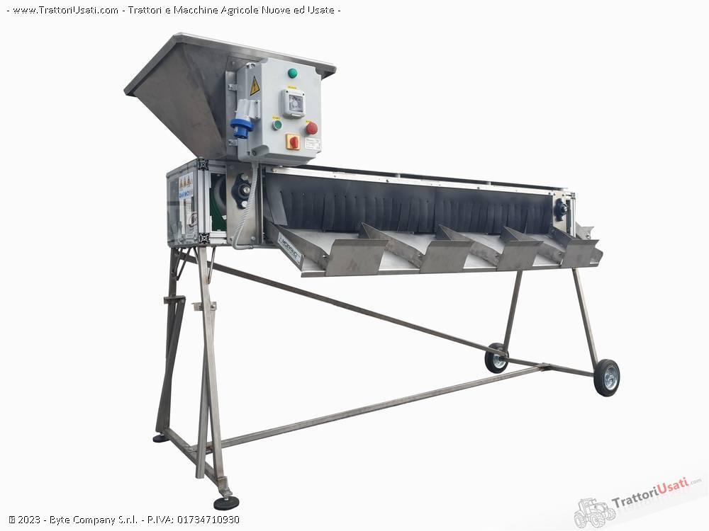 Calibratrice  - clm 15 moirano 2