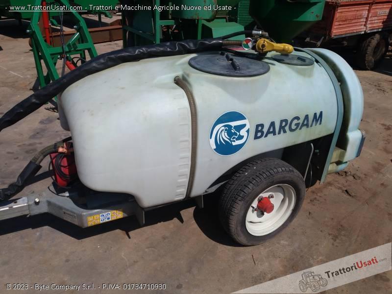 Atomizzatore  - bargam 660 lt 0