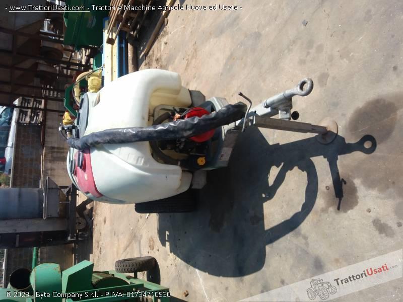 Atomizzatore  - bargam 660 lt 1