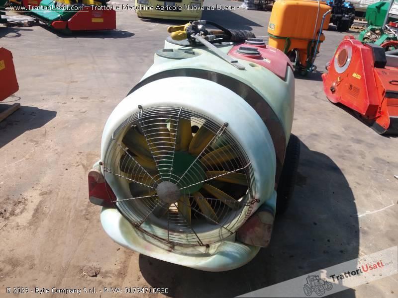 Atomizzatore  - bargam 660 lt 4