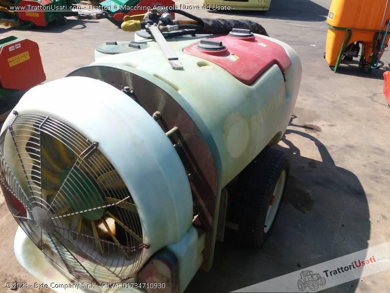 Atomizzatore  - bargam 660 lt 5