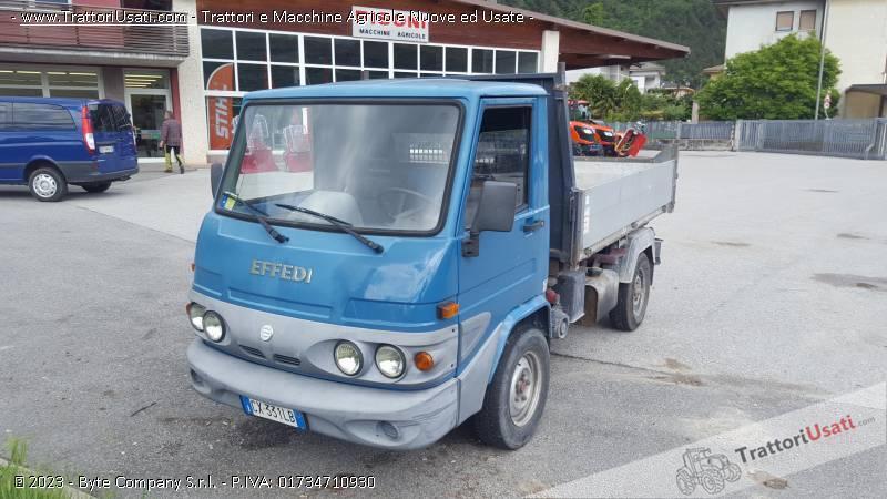 Autocarro  - tsp28 rt effedi 0