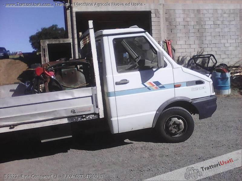 Camion  - iveco daily 30-8 0