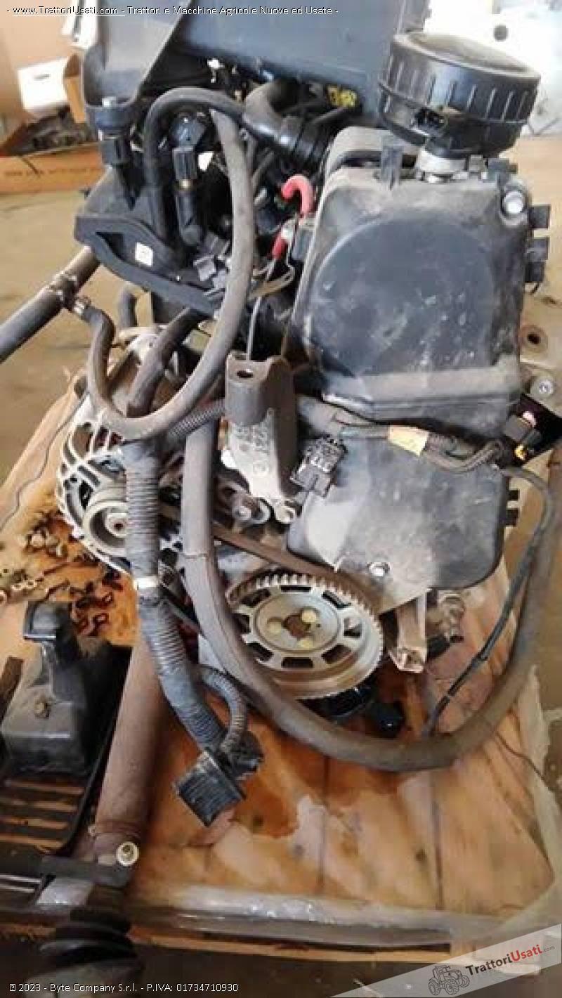 Motore fiat - panda 1000 0