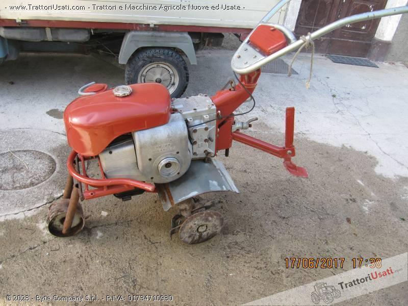 Motozappa benassi - 500 cc 0