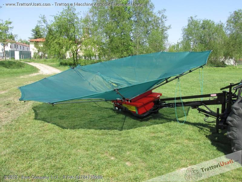 Abbacchiatore  - olivspeed tractor bosco 0