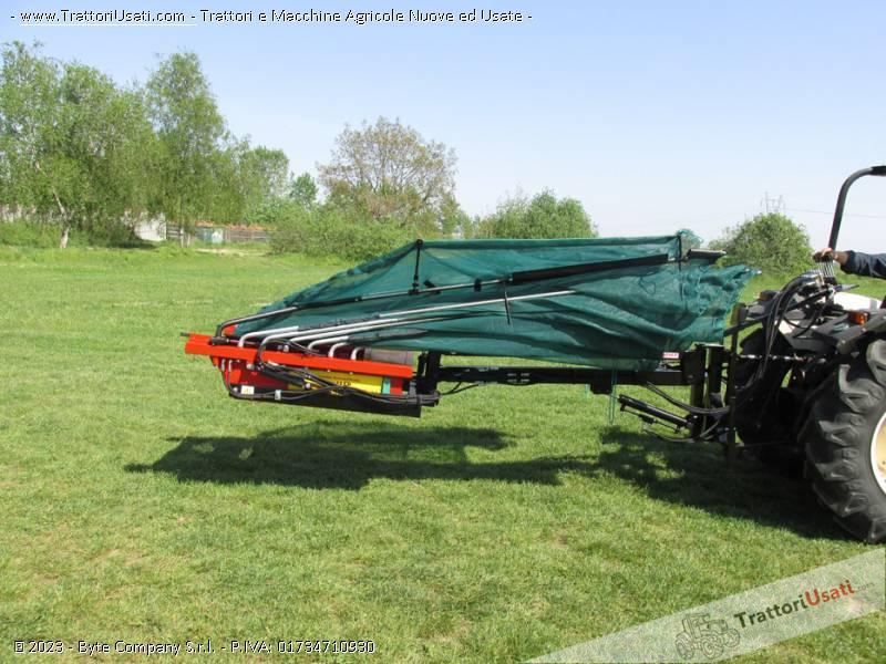 Abbacchiatore  - olivspeed tractor bosco 1