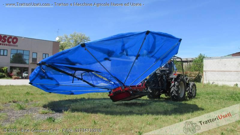 Abbacchiatore  - olivspeed tractor bosco 2