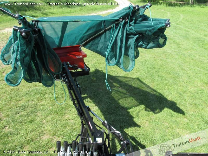 Abbacchiatore  - olivspeed tractor bosco 3