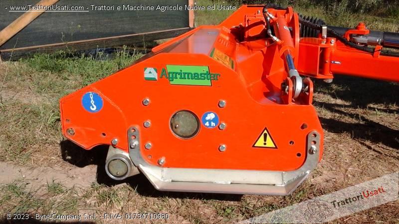 Trincia argini  - fl 160 super agrimaster 3