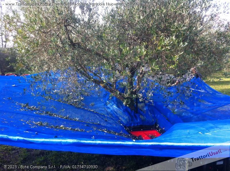 Abbacchiatore  - ombrello olivespeed go plus bosco 3