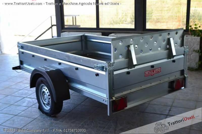 Carrello  - basculante trailers 0