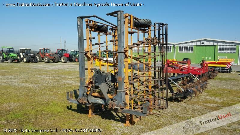 Coltivatore  - ma/ag gamma 2000 5 mt 0