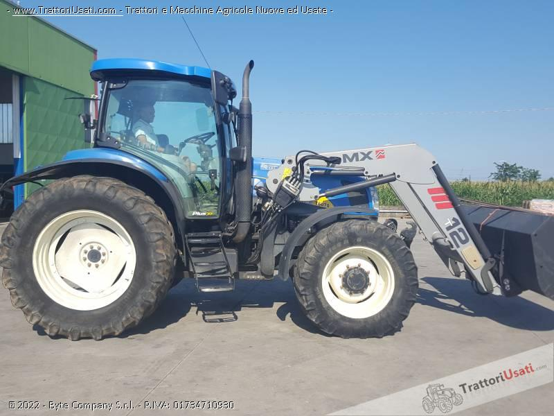 Trattore new holland - 6070 1