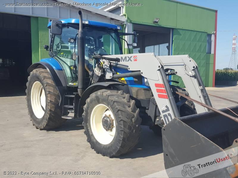 Trattore new holland - 6070 2