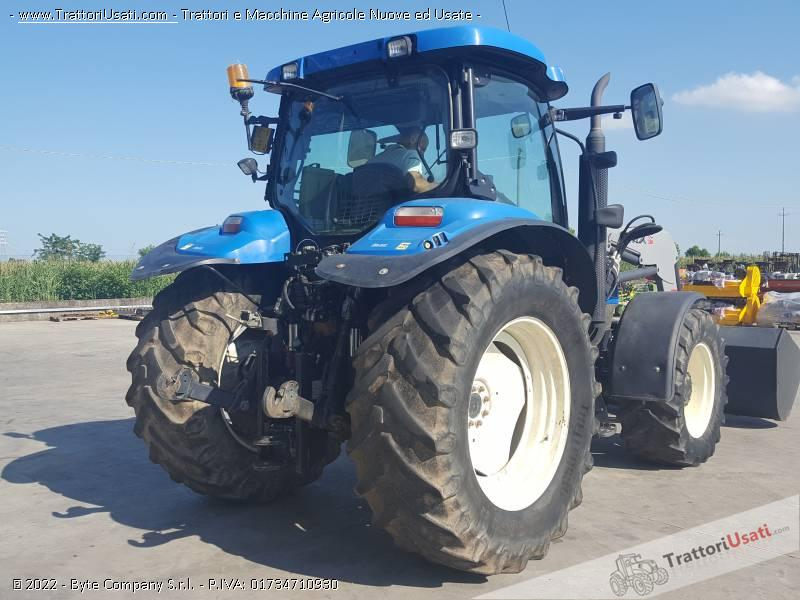 Trattore new holland - 6070 3