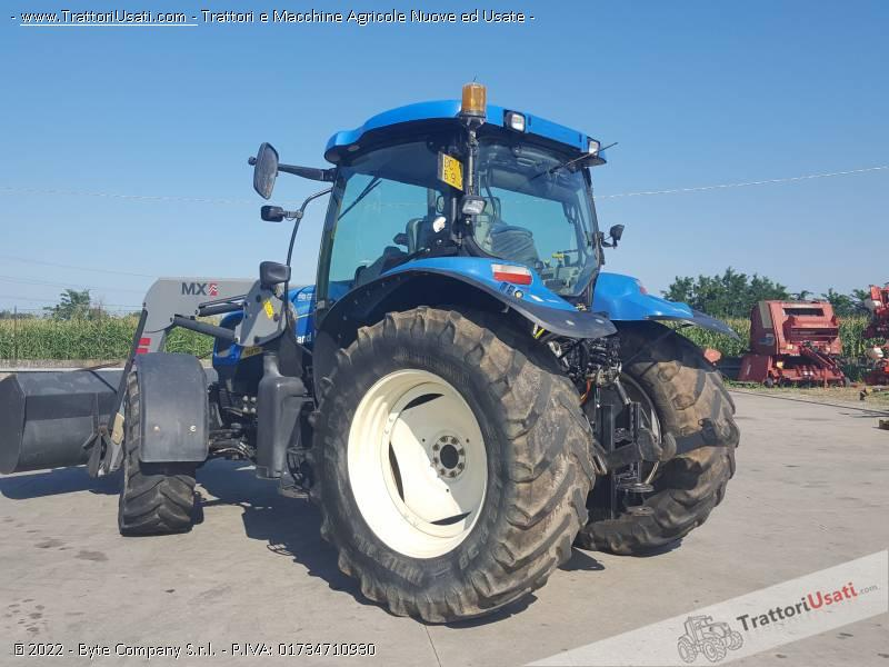 Trattore new holland - 6070 5
