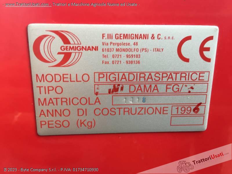 Pigiadiraspatrice  - dama fg7 gemignani 2