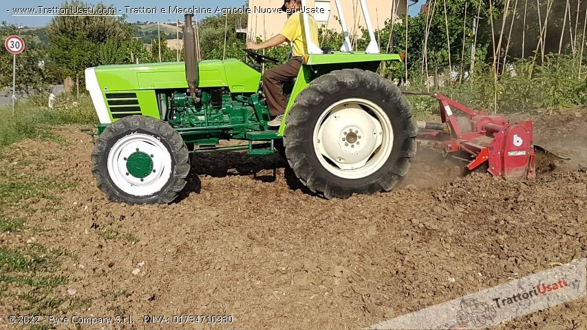 Trattore agrifull - 80/50 1