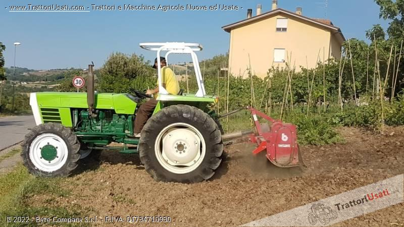 Trattore agrifull - 80/50 2