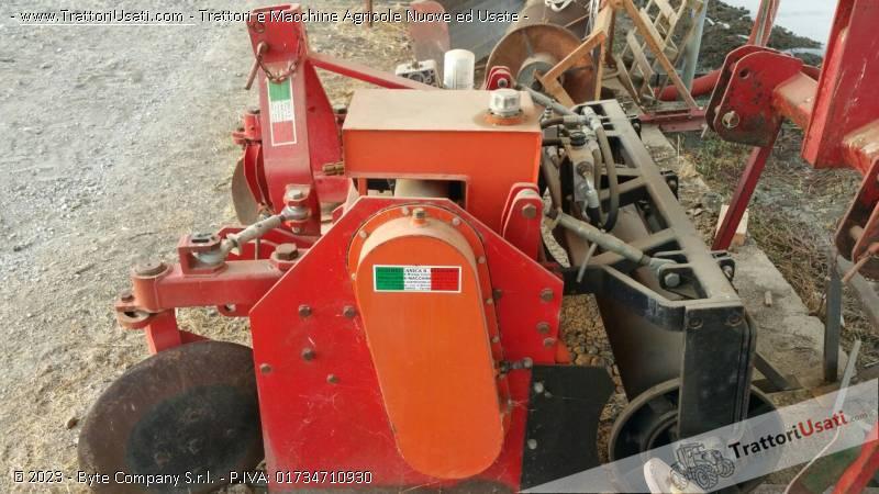 Baulatrice  - rullo idraulico brenga 1