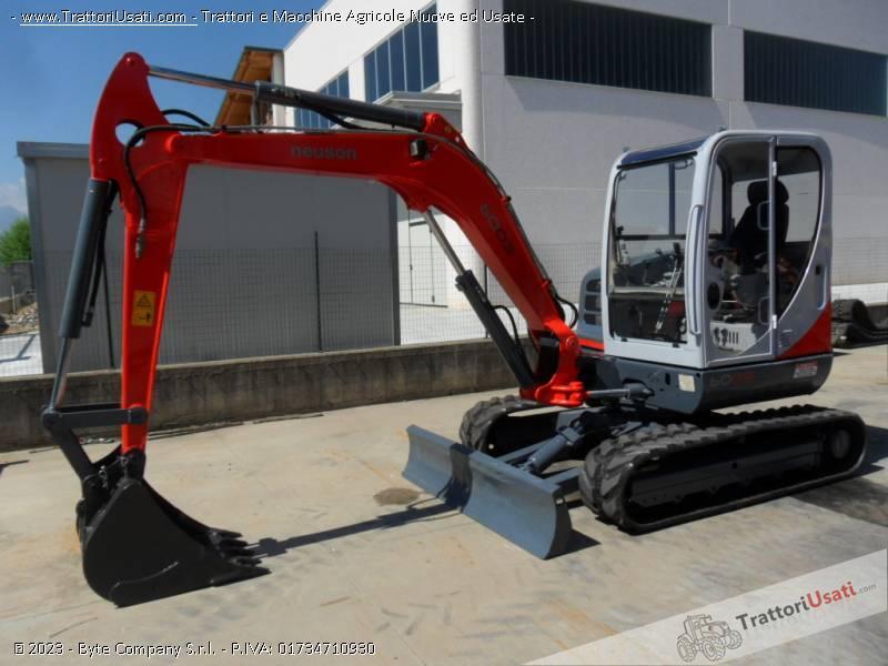 Escavatore  - 6003 neuson 0