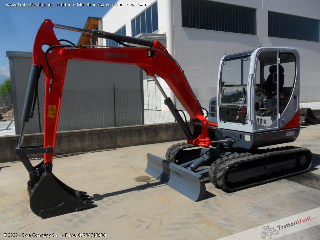 Escavatore  - 6003 neuson 1