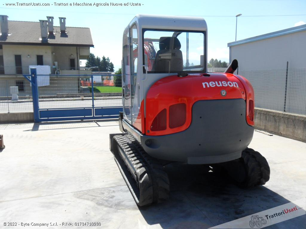 Escavatore  - 6003 neuson 3