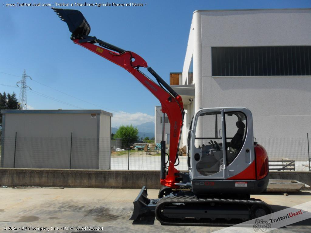Escavatore  - 6003 neuson 6