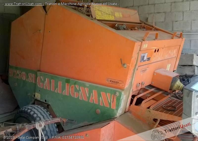 Rotoballa gallignani - 9250 sl 0