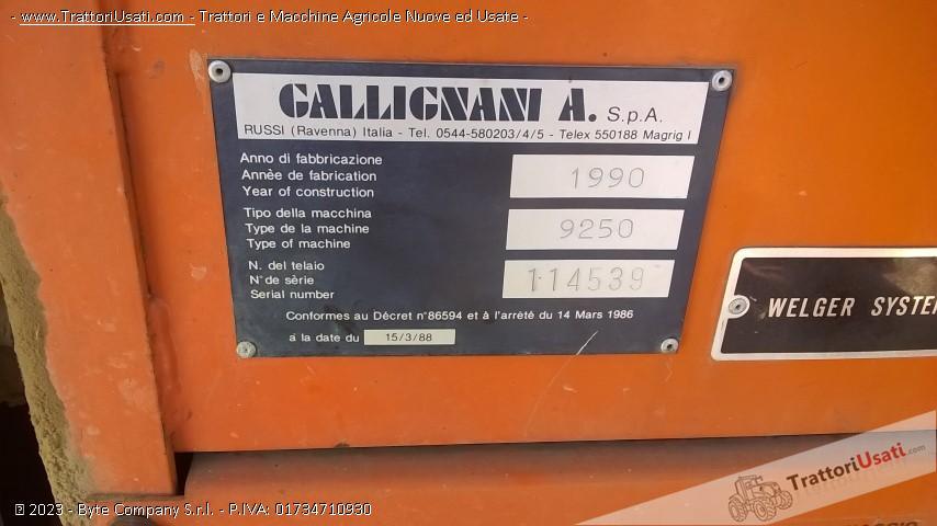 Rotoballa gallignani - 9250 sl 1