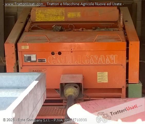 Rotoballa gallignani - 9250 sl 3