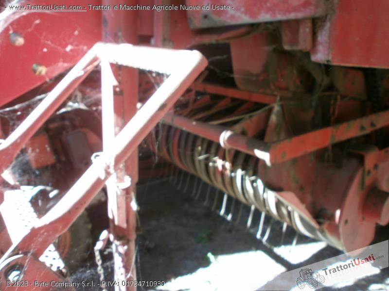 Rotopressa welger - rp302 1