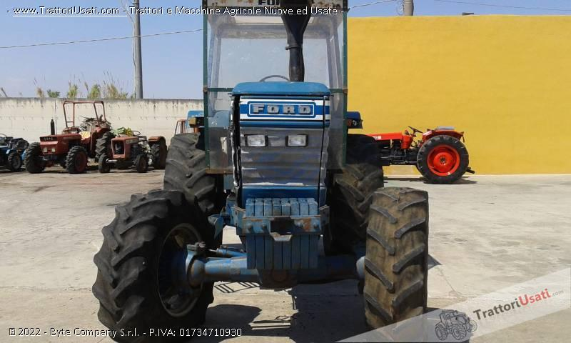 Trattore ford - 7700 1