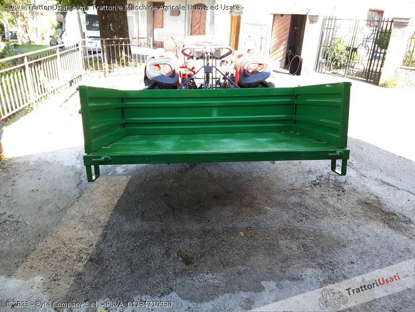 Cassone  - 160x110 cm 1