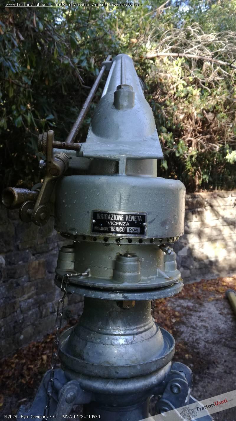 Irrigatore  - berico p84 irrigazione veneta 1